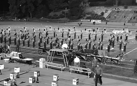 Band marches into season