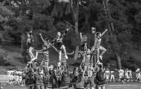 Cheering their way to the top of CIF
