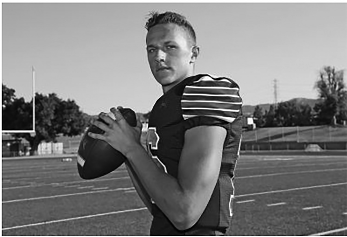 Athlete of the Issue: Jacob (J.T.) Shrout