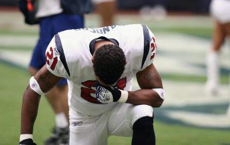 National anthem protests cause uproar