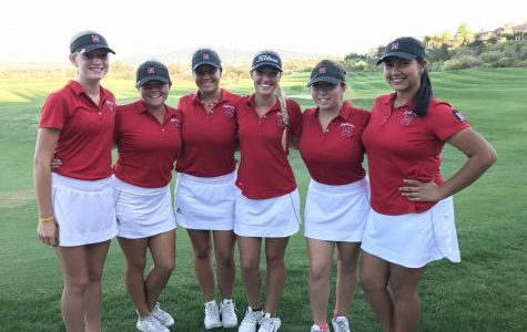 Girls golf has an exciting season for the team