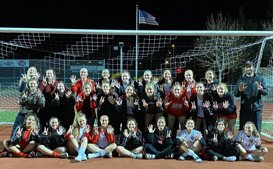 The Undefeated Hart Girls' Soccer Team Remains Untouchable