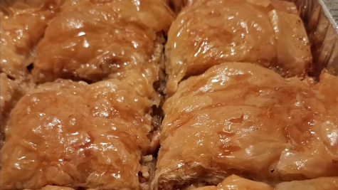 Recipe of the Issue: Baklava